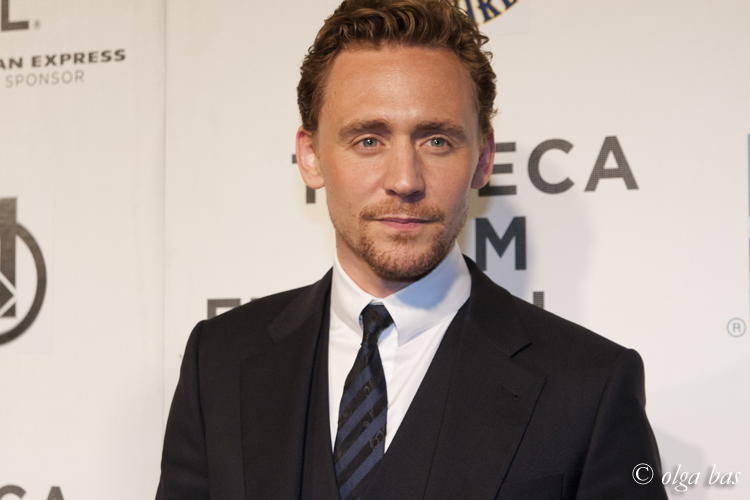 The Avengers red carpet; April 28th 2012