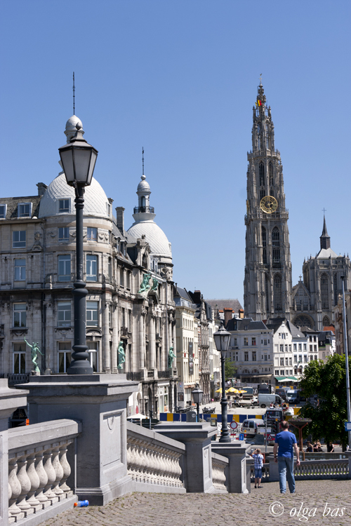Antwerp, Belgium; May 2012